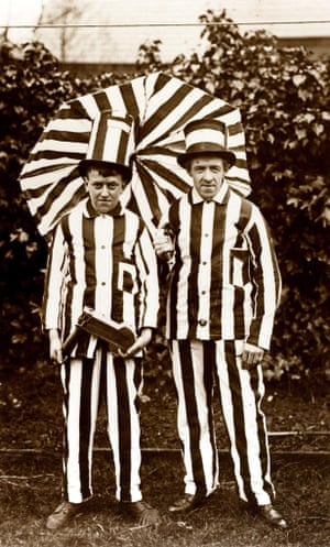 <strong>1911 Newcastle v Bradford City</strong> Toon Army fans dressed for the final at Crystal Palace, which finished goal-less. Newcastle lost the replay at Old Trafford 1-0