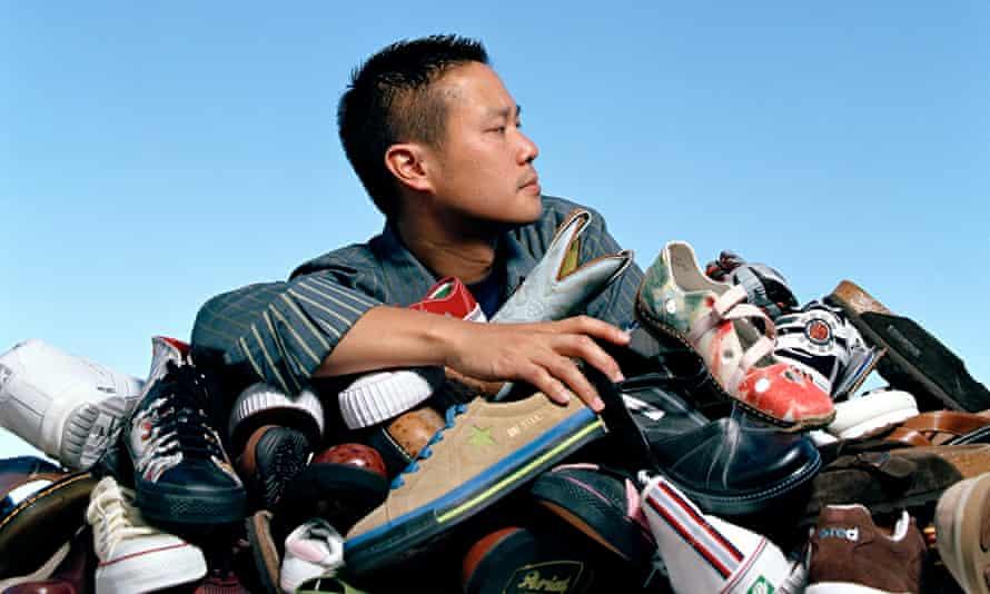 Tony Hsieh of Zappos.com