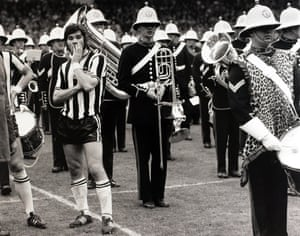Memory Lane: FA Cup finals – in pictures | Football | The Guardian