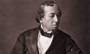 Benjamin Disraeli.