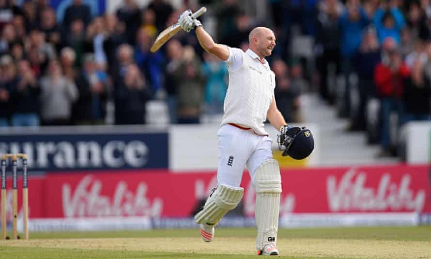 England v New Zealand, Second Test