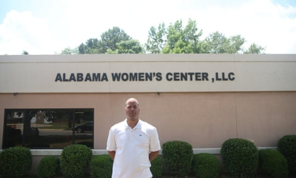 Northern Alabama's only abortion clinic fights to survive