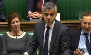 Sadiq Khan says some in the Labour party were looking back too favourably on the past.
