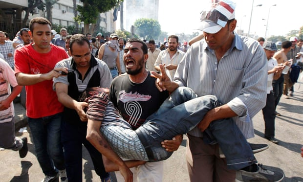 Why do people want change in Egypt? Why do the residents of Egypt want a democracy?