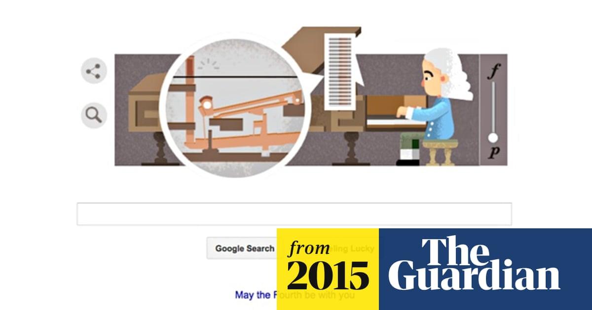 Who invented the piano? Google doodle marks Bartolomeo