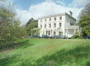 Agatha Christie's house in Devon