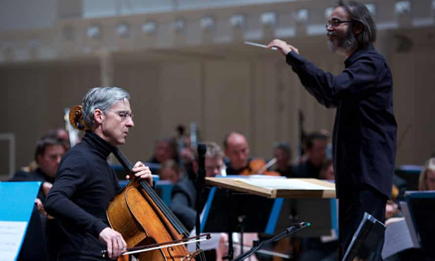 Ilan Volkov conducts the BBC Scottish Symphony Orchestra