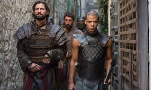 As Grey Worm in Game of Thrones