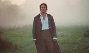 Matthew Macfadyen as Mr Darcy in the 2005 version of Pride and Prejudice.