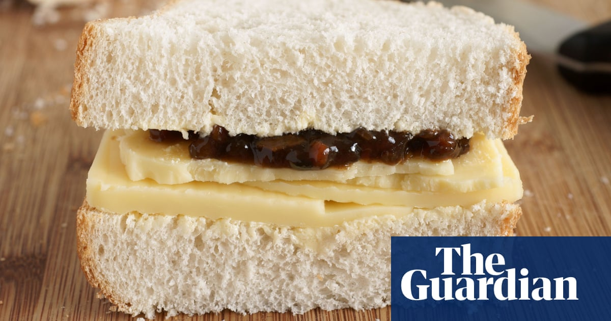 How To Eat A Cheese Sandwich Sandwiches The Guardian