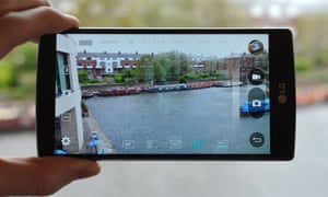 LG G4 review: one of the best phablets available, boasting