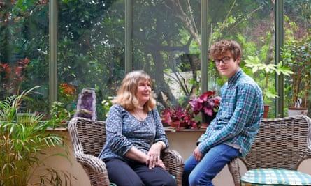 Ben Elphick, 15: 'Mum had a full life before she had me.'