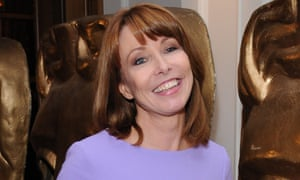 Sky News' Kay Burley: in between 'binges' on her 11 TV screens?