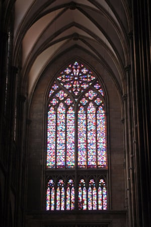 Cologne Cathedral window Gerhard Richter