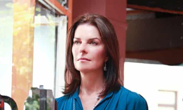 Independence woman … Sela Ward in CSI: NY.