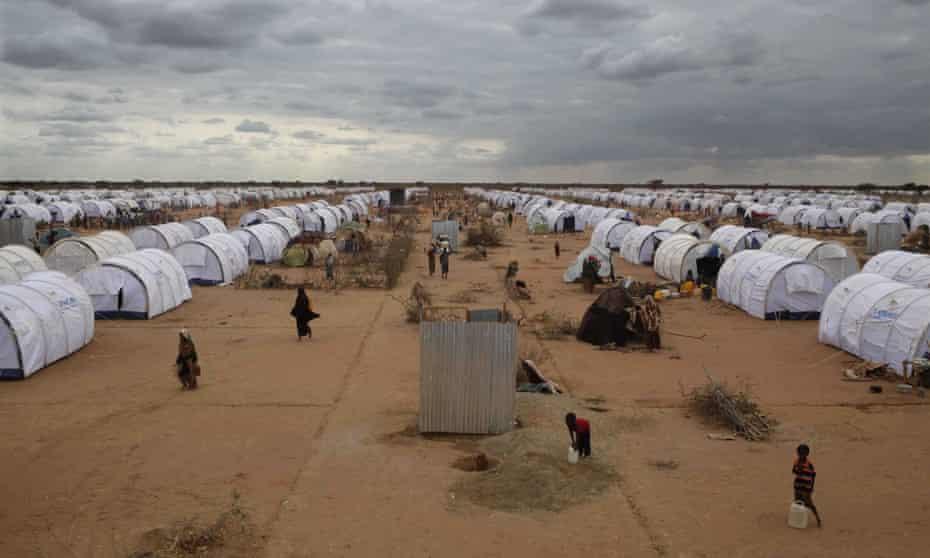 Dadaab refugee camp