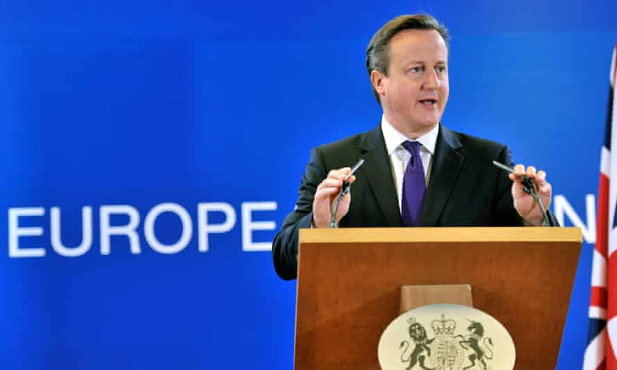 David Cameron has promised a referendum on the UK's membership of the EU, a vote that would probably hit sterling and stocks, analysts say.