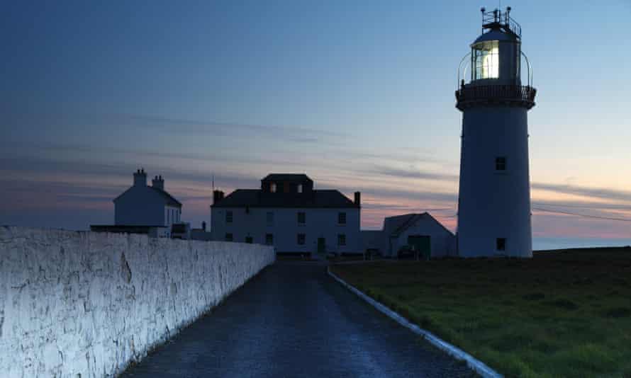 Loop Head lighthouse on Ireland's west coast