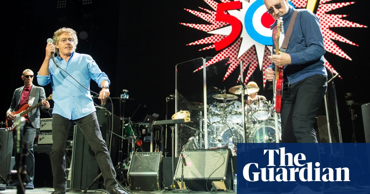 fd50a12bbcbbf9 Glastonbury 2015  The Who confirmed as final headliners