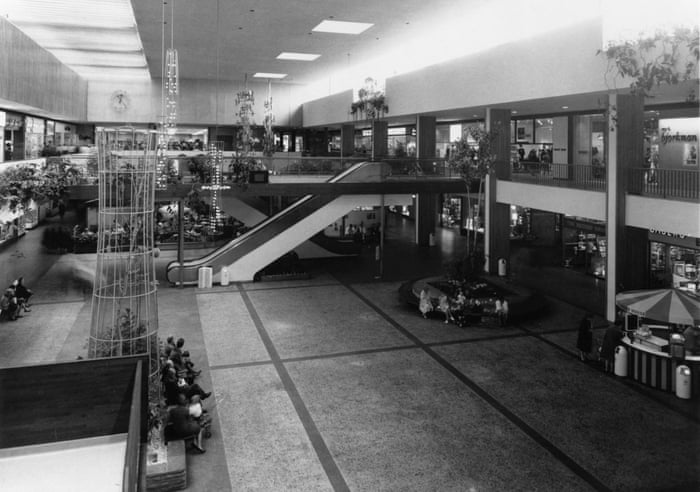 Southdale Center Americas First Shopping Mall A History Of