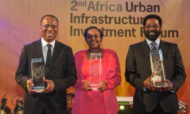 Africa mayor awards