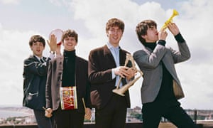 So Yesterday? Researchers claim the Beatles followed established musical trends rather than setting them.