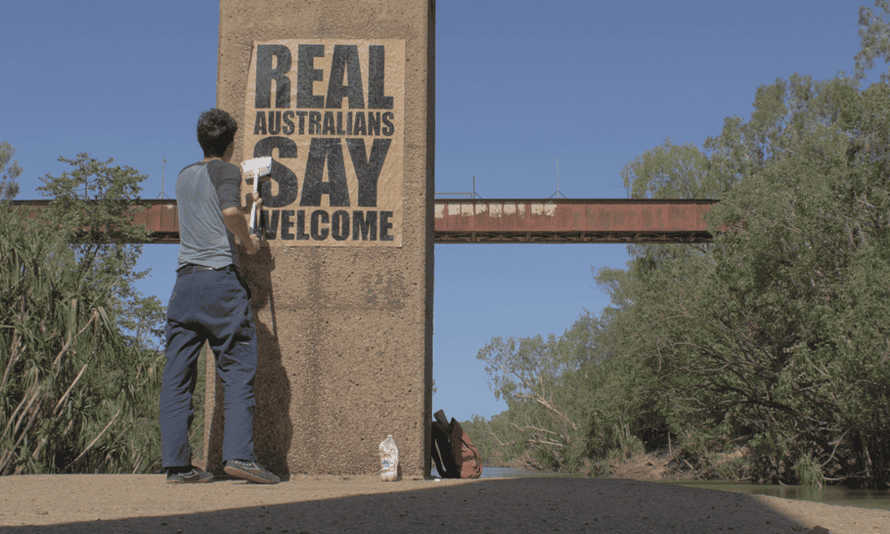 Real Australians Say Welcome, NT