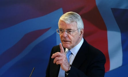 John Major wanted to privatise Channel 4 in 1996
