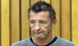 Drummer Phil Rudd has pleaded not guilty to drinking alcohol while on home confinement.