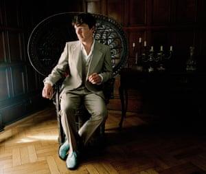 Benedict Cumberbatch, 2010