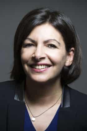 Anne Hidalgo, Socialist mayor of Paris