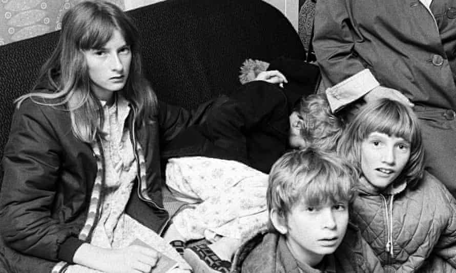 Hodgson family and enfield poltergeist