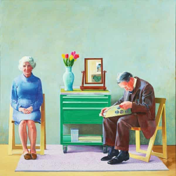 David Hockney's My Parents