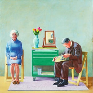 David Hockney's My Parents