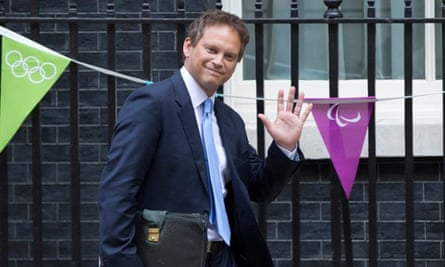 Grant Shapps, or is it Michael Green?