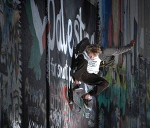 British skater Harry Gerrard