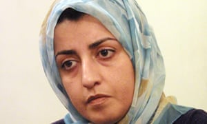 Narges Mohammadi was a vice-president of Nobel laureate Shirin Ebadi's now-banned Defenders of Human Rights Centre.