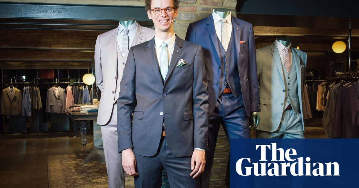 05fbfbe05b86 Tall order: the difficulty of dressing when you're 6ft 7in | Fashion ...