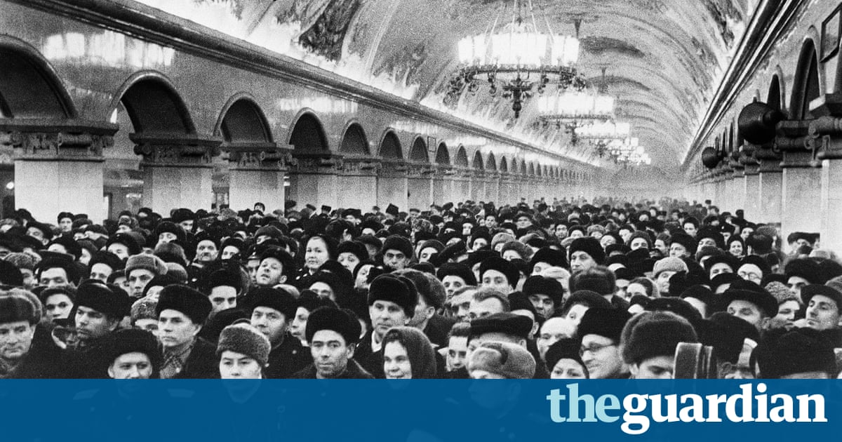 Celebrate the Moscow metro's 80th birthday with a journey ...