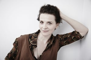 Juliette Binoche: 'My work is important but my relationships are too. It's not one against the other.'