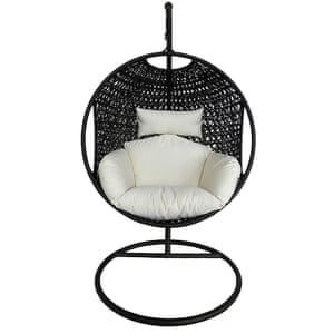 Seductive Space Edit The Best Hanging Chairs  Life And Style  The Guardian With Entrancing Bentley Garden Black Rattan Pod Hanging Chair  Tescocom With Beauteous Garden Scapes  Also Kew Gardens Lion Gate In Addition Pink Stones For Garden And Stores In Covent Garden As Well As Best Mower For Small Garden Additionally Spring In Garden From Theguardiancom With   Entrancing Space Edit The Best Hanging Chairs  Life And Style  The Guardian With Beauteous Bentley Garden Black Rattan Pod Hanging Chair  Tescocom And Seductive Garden Scapes  Also Kew Gardens Lion Gate In Addition Pink Stones For Garden From Theguardiancom