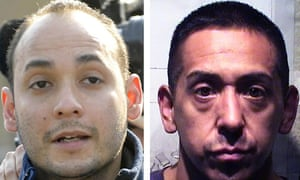 Juan Vasquez and Paul Clavijo, both 41, left the Chicago police department following the alleged rape in March 2011.
