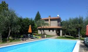 Casa Renata, near Viterbo, Lazio