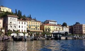 Hotel du Lac, Bellagio, Lake Como