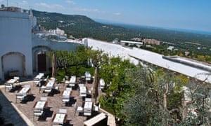 Hotel La Sommita, Ostuni, Puglia