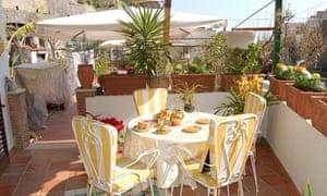 La Mammola B&B, Positano, Amalfi Coast