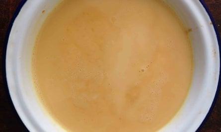 Master chefs of France's creme caramel
