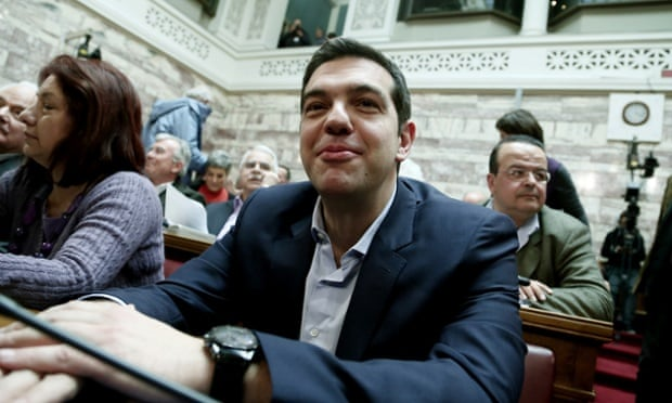 Internal faultlines in prime minister Alexis Tsipras Syriza party have widened as the government has come under increased pressure to roll backits pre-election pledges.