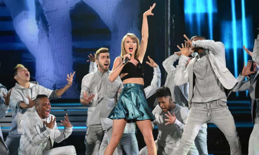So long, Nashville: Taylor Swift kicks off the 1989 tour at the Toyko Dome.