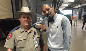 Billy Spears and Snoop Dogg